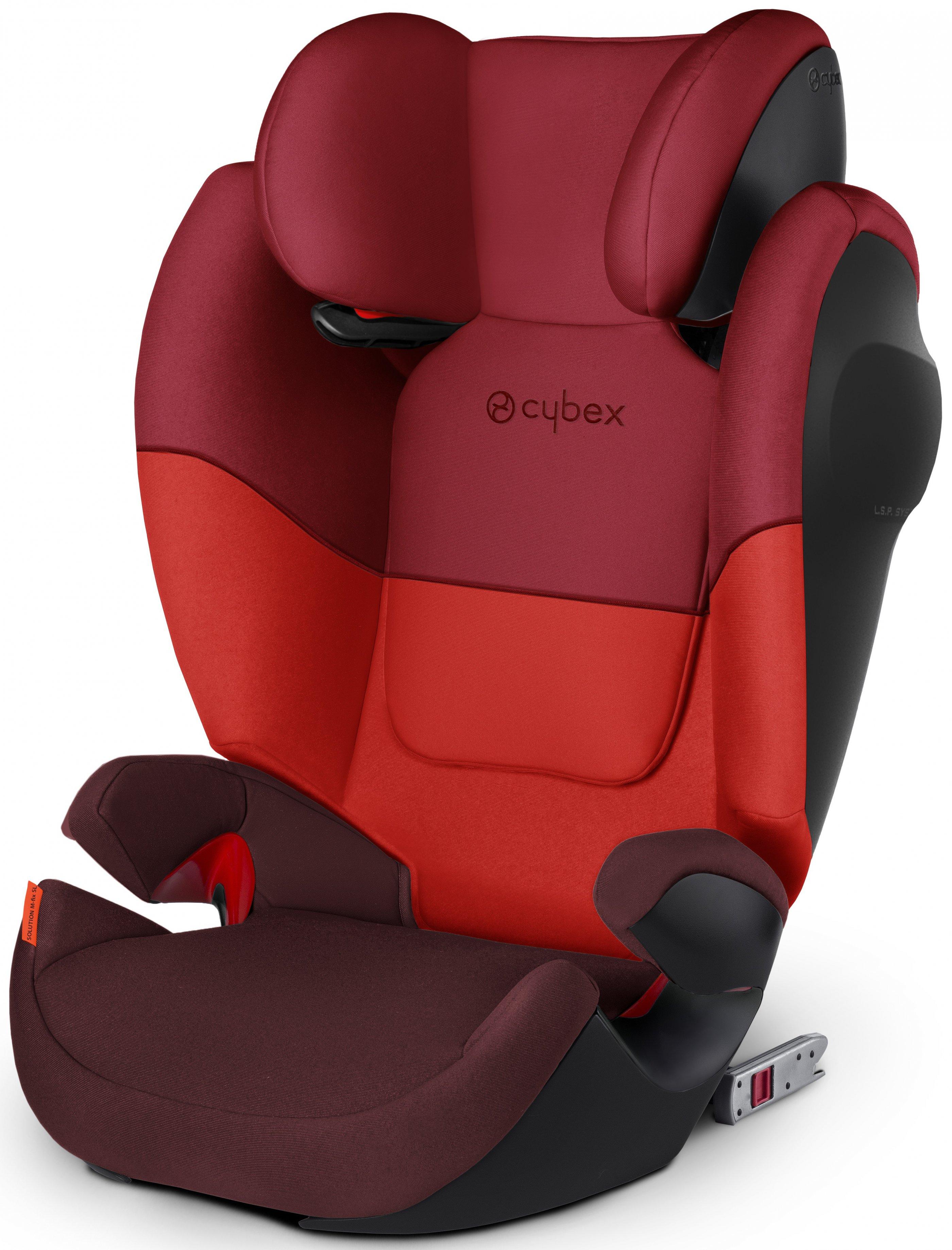 cybex solution m fix sl. Black Bedroom Furniture Sets. Home Design Ideas