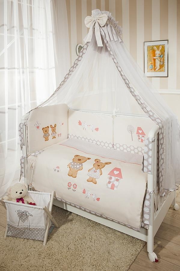Комплект постельного белья Baby Expert