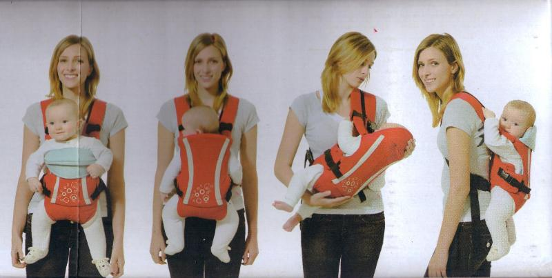 ea9ad0322560 Рюкзак-кенгуру baby care hs-3195-c купить по низкой цене в москве