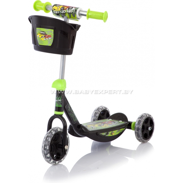 142 3 Wheel Scooter CMC008
