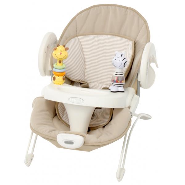 Электронные качели для новорожденных какие лучше