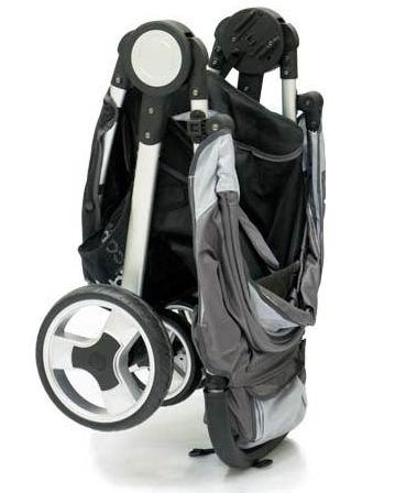 Детская прогулочная коляска книжка baby