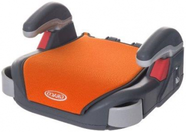 Graco Booster Basic Persimon orange