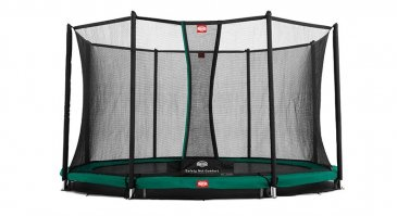 Champion Inground (D380) + Safety Net Comfort