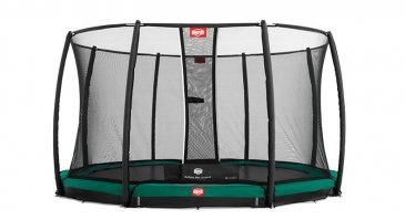 Champion Inground (D430) + Safety Net Deluxe