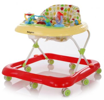 Baby Care Top-Top Red