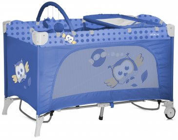 Lorelli Travel Kid Roker 2 Blue Baby Owl (2014)