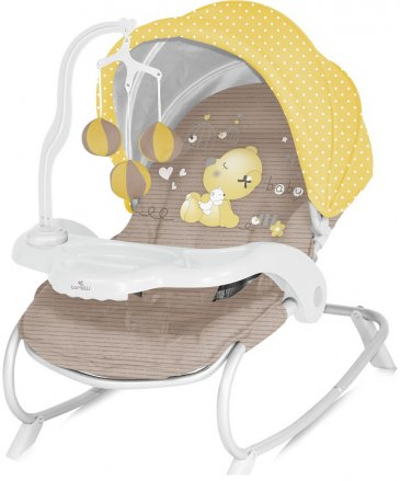 Lorelli Dream Time Beige Yellow My Baby (2018)