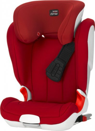 Britax Romer KIDFIX XP Fire Red