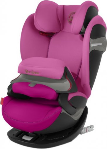 Cybex Pallas S-Fix Fancy pink (2019)