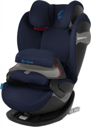 Cybex Pallas S-Fix Indigo blue (2019)
