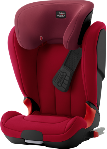 Britax Romer KIDFIX XP Flame Red -Black
