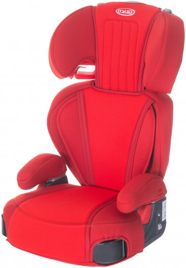 Graco Logico LX Comfort Fiery Red