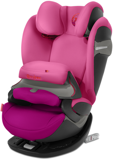Cybex Pallas S-Fix Passion Pink (2018)