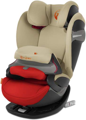 Cybex Pallas S-Fix Autumn Gold (2018)