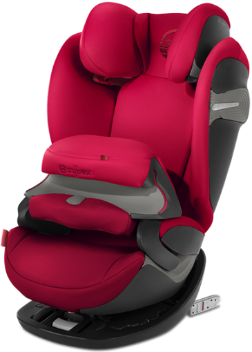 Cybex Pallas S-Fix Rebel Red (2018)