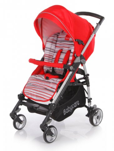 Baby Care GT 4.0 Plus Red