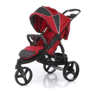 Baby Care Jogger Cruze Red