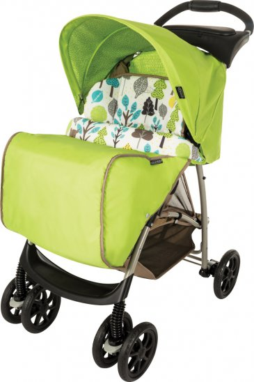 Graco Mirage Plus Bear Trail