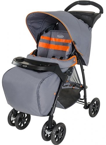 Graco Mirage Plus Neon Grey