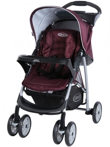Graco Mirage Plus Plum