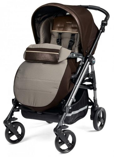 Peg-Perego Pliko Switch Easy Drive Chocolate 2014