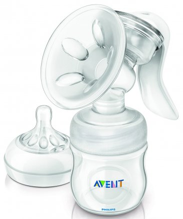 Philips Avent Natural SCF 330/20 (86820) (без системы хранения молока) - Молокоотсос ручной