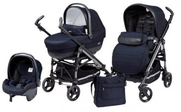 Peg-Perego Switch Four Completo Modular (3 в 1) Eclipse 2014