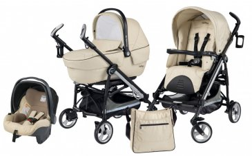 Peg-Perego Switch Four Completo Modular (3 в 1) Perla 2014