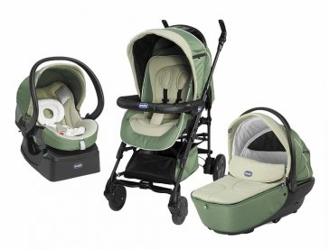 Chicco Trio Living Smart (3 в 1) Wasabi