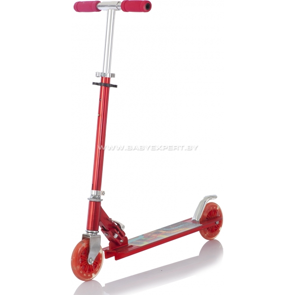 Baby Care Scooter красный ST-8173