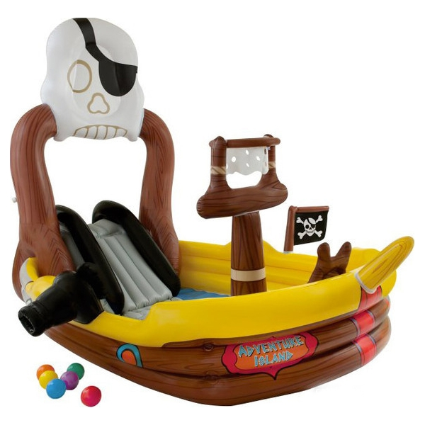 Pirate Play Center 292х218х196 (57133NP)