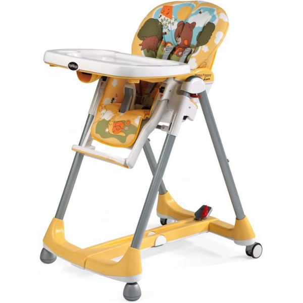 Peg-Perego Prima Pappa Diner Theo Giallo