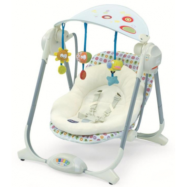 Chicco Polly Swing Flower Power