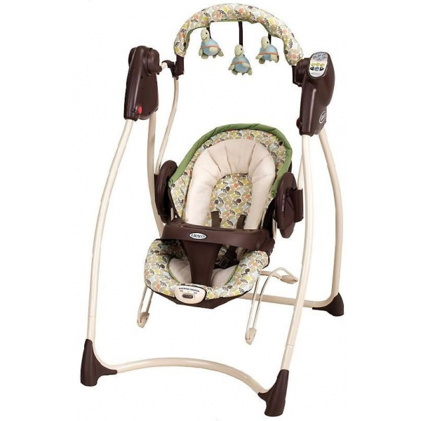 Graco Duo (2 в 1) Dempsey collection