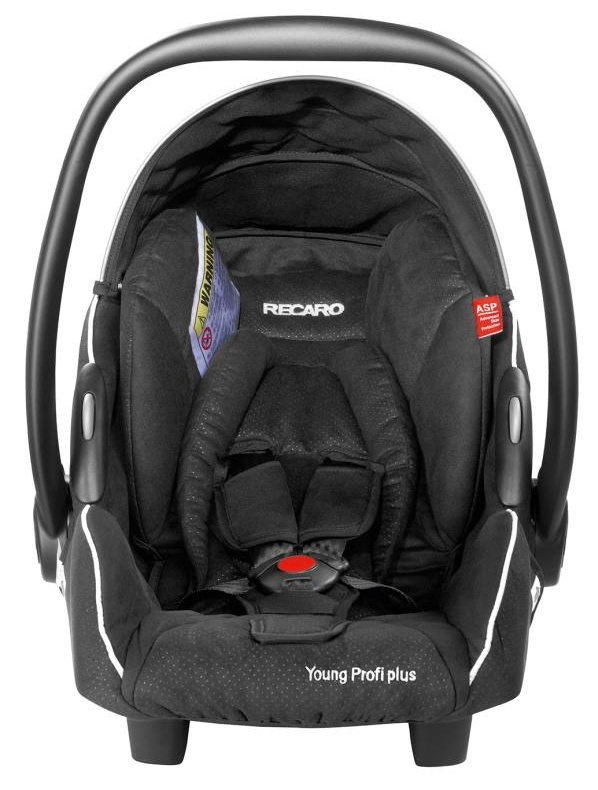 Recaro Young Profi Plus Black