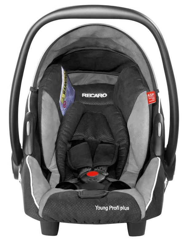 Recaro Young Profi Plus Graphite
