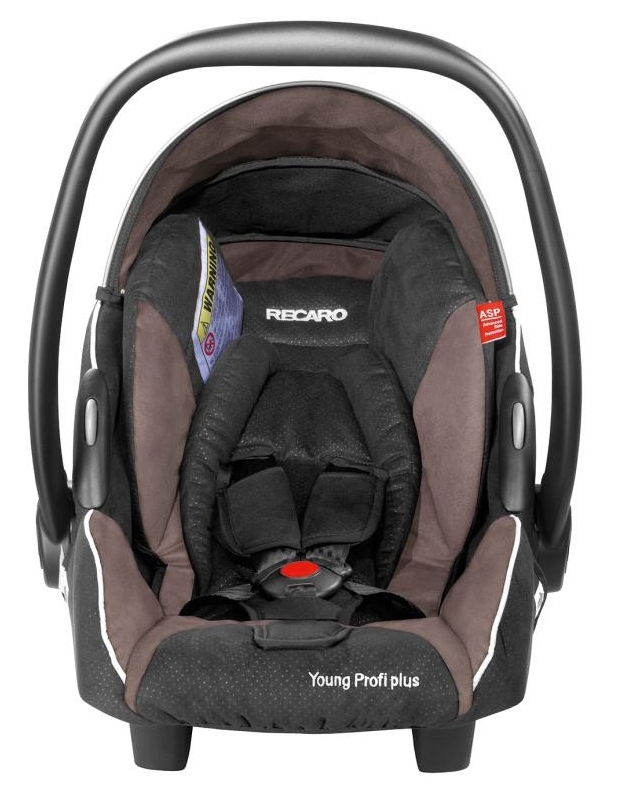 Recaro Young Profi Plus Mocca
