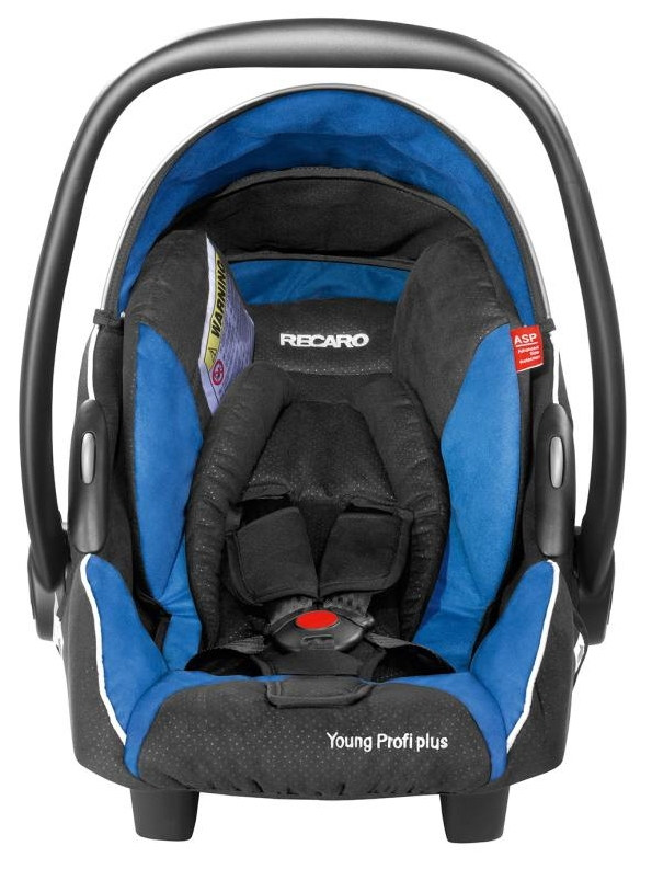 Recaro Young Profi Plus Saphir
