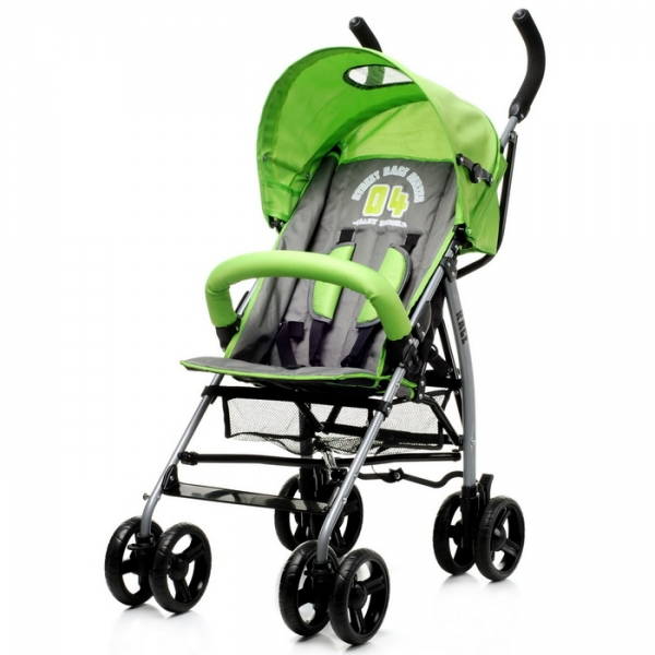 4Baby Race Green