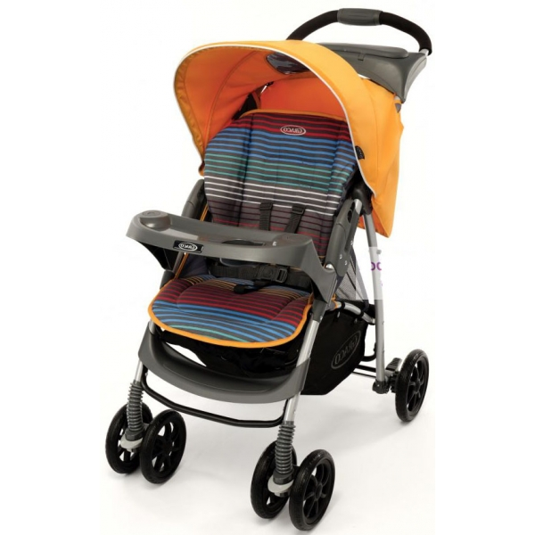 Graco Mirage Plus Jaffa Stripe