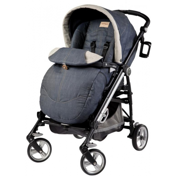 Peg-Perego Pliko Switch Easy Drive Denim 2013