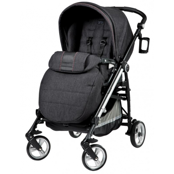 Peg-Perego Pliko Switch Easy Drive Denim Black
