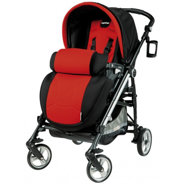 Peg-Perego Pliko Switch Easy Drive Flamenco