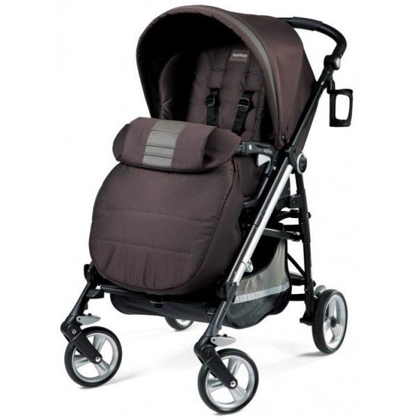 Peg-Perego Pliko Switch Easy Drive Mokka