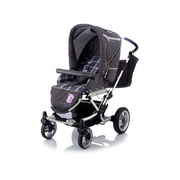 Baby Care Eclipse Grey