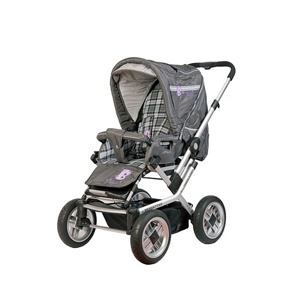 Baby Care Manhattan 60 Manhattan 60 Grey