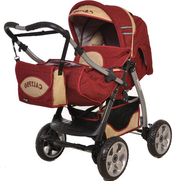 Lorelli Calypso Dark Red Beige