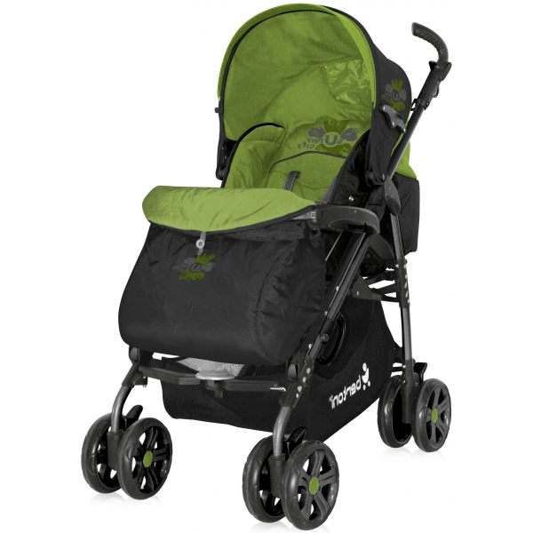 Lorelli Vector (2 в 1) Black Green City