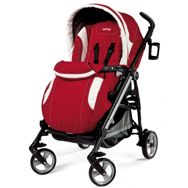 Peg-Perego Pliko Switch On Track Modular (3 в 1) Beauty